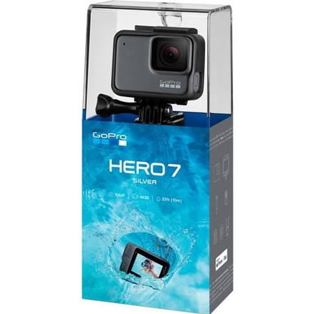 GoPro Hero 7 White Kamera CHDHB-601-FW