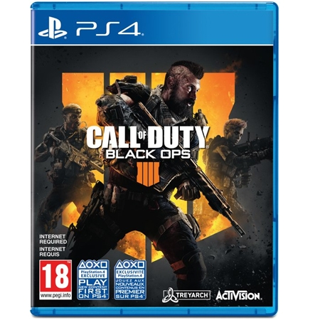 Call Of Duty : Black Ops 4 /PS4