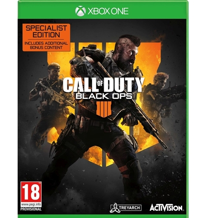 Call Of Duty : Black Ops 4 Specialist Edition /XONE