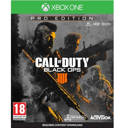 Call Of Duty : Black Ops 4 Pro Edition /XONE