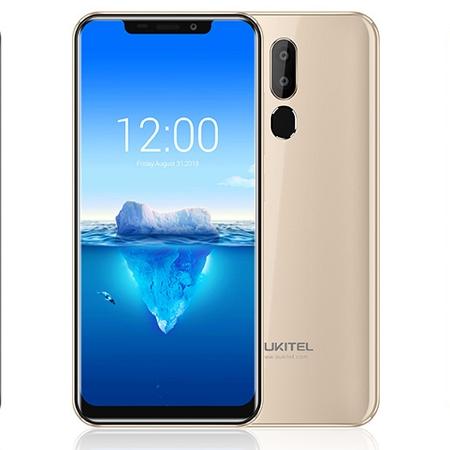 Oukitel Smartphone C12 Pro Gold