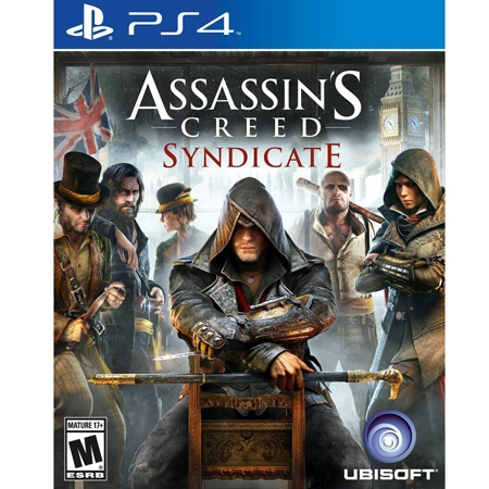 Assassins Creed Syndicate /PS4