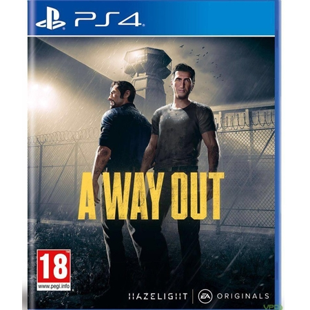 A Way Out /PS4 USED