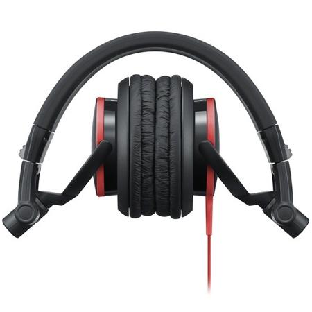 Sony Slusalice MDR-V55 DJ Extra Bass Red