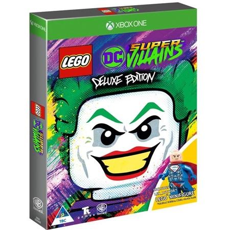 Lego DC Villains Deluxe Edition /XONE