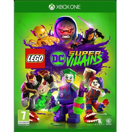 Lego DC Villains /XONE