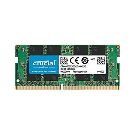 CRUCIAL SO-DIMM DDR4 8GB 2400Mhz