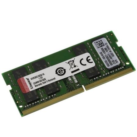 Kingston DDR4 16GB SO-DIMM 2666Mhz