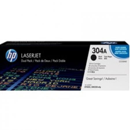 HP Toner CC530L Black 304L