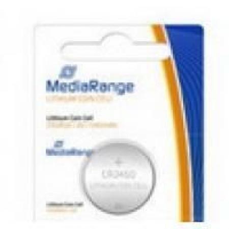MediaRange Baterija 1 KOM Lithium Coin Cells, CR2032 3V, MRBAT132