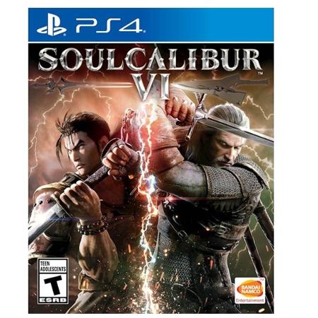 Soul Calibur 6 /PS4