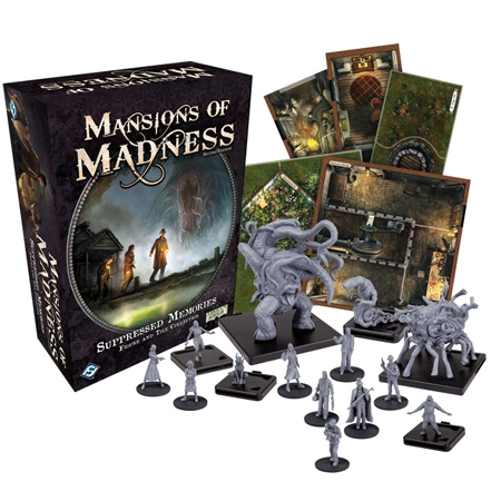 Mansion Of Madness Second Edition