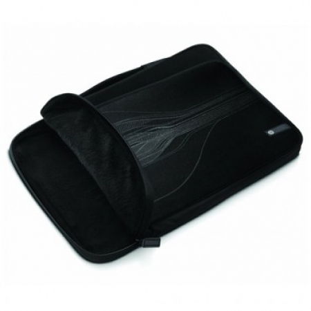 "HP Black Stream Notebook Sleeve 14"" WU676AA"