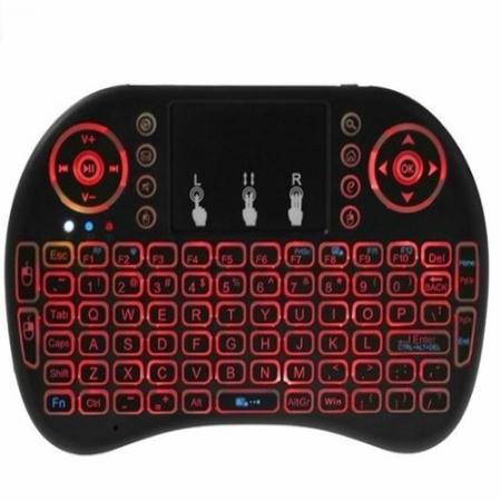 Mediatech MT1421 Mini Keyboard W/Remote
