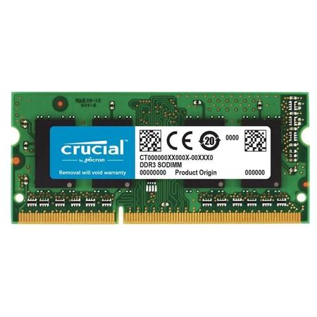 Crucial SO-DIMM DDR3L 8GB 1600Mhz