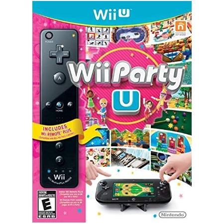 Wii Party + Remote /Wii U