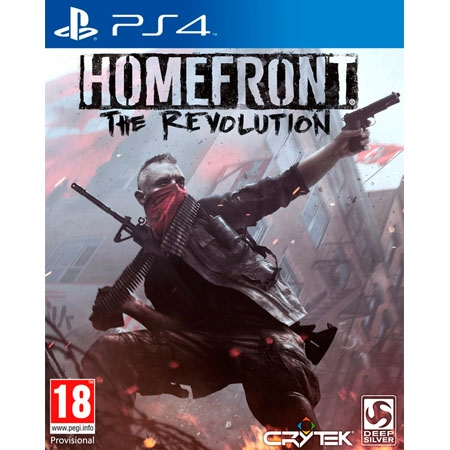 Homefront: The Revolution /PS4