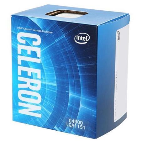 Intel Celeron Dual Core G4900 3.1GHz