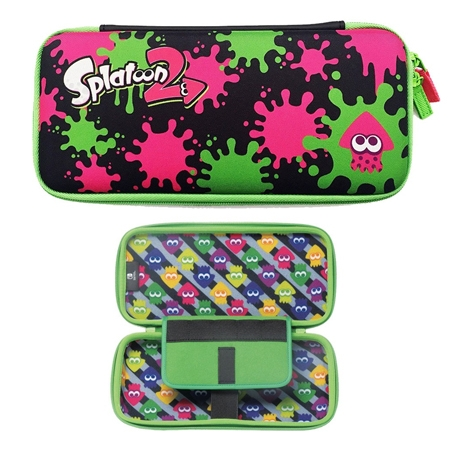 Nintendo Switch Tough Pouch - Splatoon 2/Switch