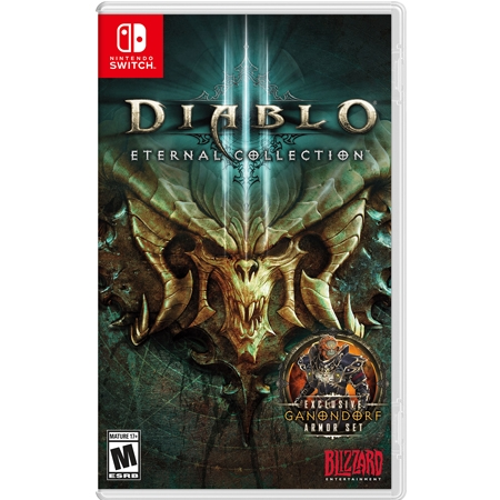 Diablo 3 Eternal Collection /Switch