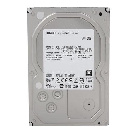 Hitachi 4TB HDD SATA3 Pull