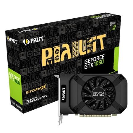 PALIT nVidia GeForce GTX1050 StormX 3GB