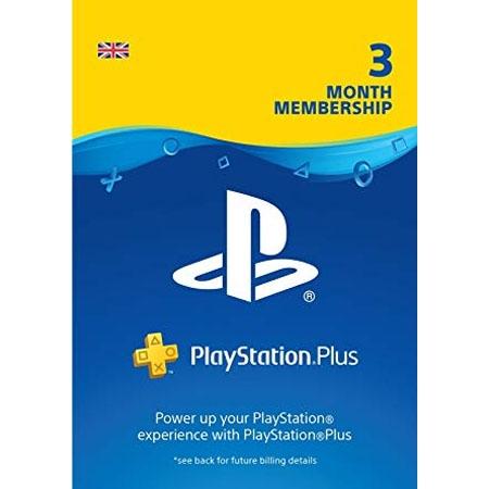 PSN Plus UK pretplata 3 mjeseca /Digital Code