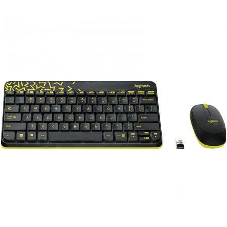 Logitech Desktop set Wireless MK240