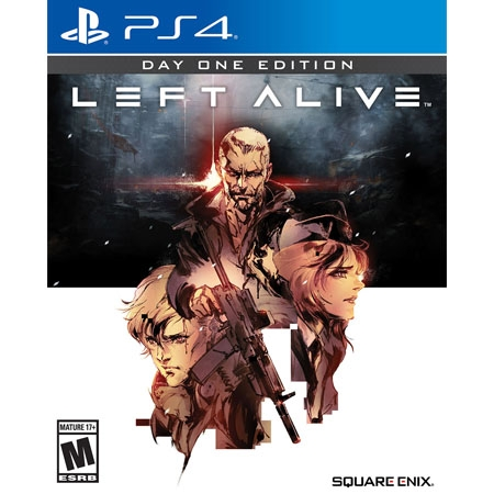 Left Alive Day One Edition Preorder /PS4