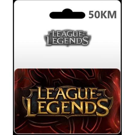 League of Legends 2800 Riot Points /Digital Code