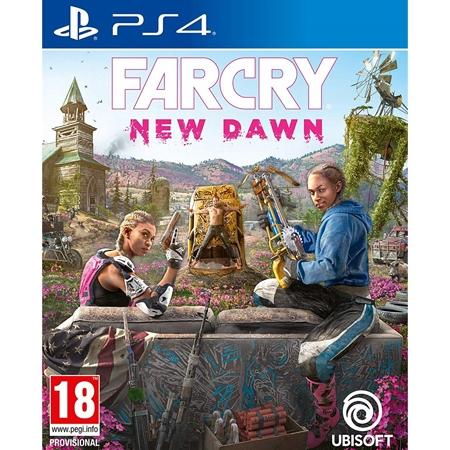 Far Cry New Dawn Standard Edtion /PS4