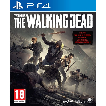 Overkills The Walking Dead Preorder /PS4
