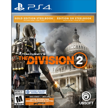 Tom Clancys The Division 2 Gold Edition /PS4
