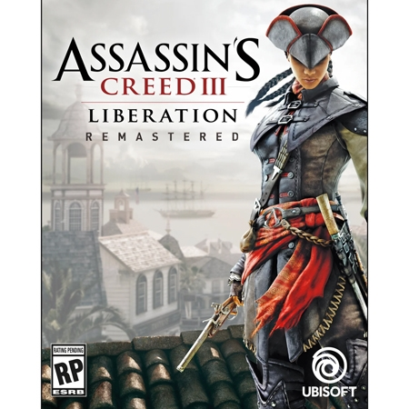 Assassins Creed 3 and AC Liberation HD Remaster Preorder /PS4
