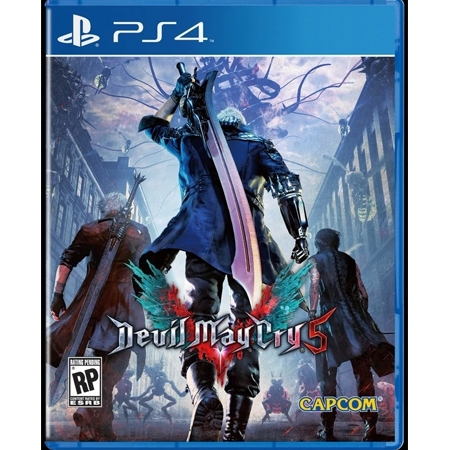 Devil May Cry 5 Preorder /PS4