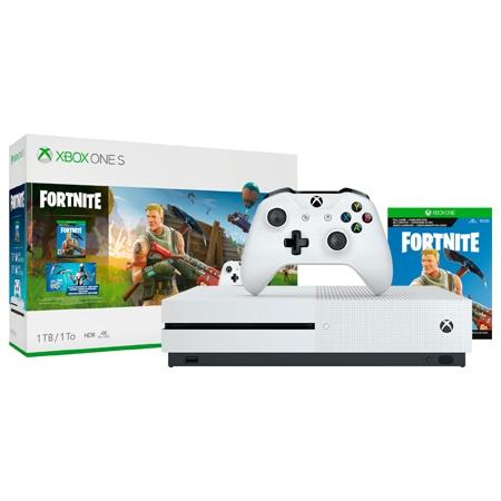 Konzola Xbox One S 1TB + Fortnite