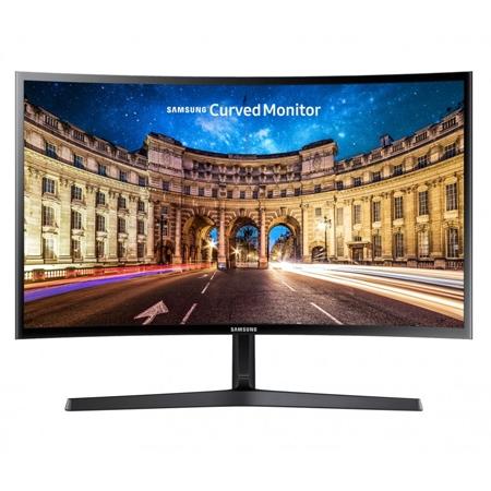 "24"" Samsung C24F396FHU Curved display"