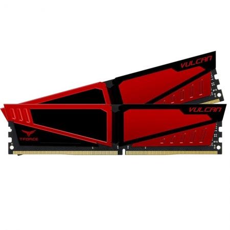 Team Vulcan DDR4-2400 16GB ( 2X8GB )