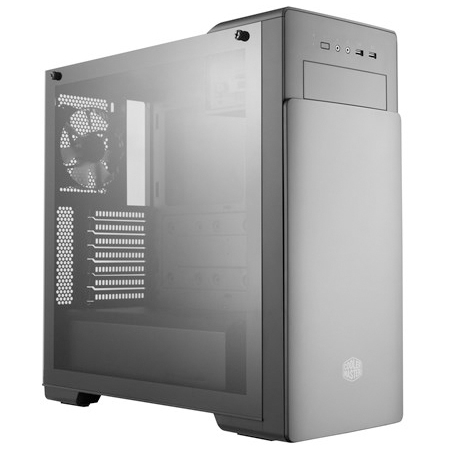 Cooler Master Case MasterBox E500 Black