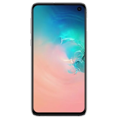 Samsung Galaxy White S10e