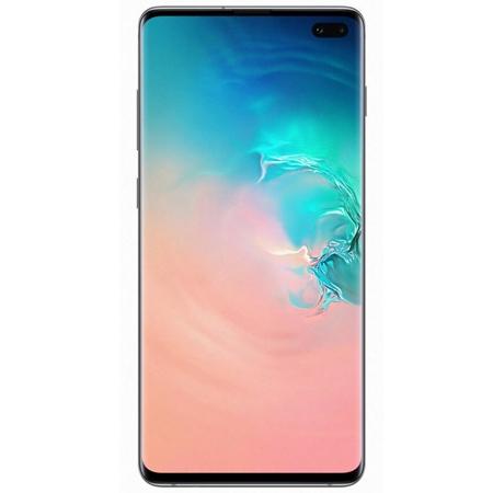 Samsung Galaxy White S10 Plus
