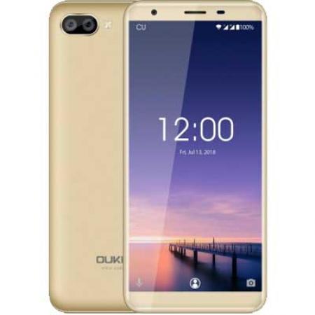 Oukitel Smartphone C11 Gold