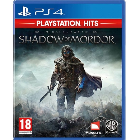 Middle Earth: Shadow of Mordor /PS4