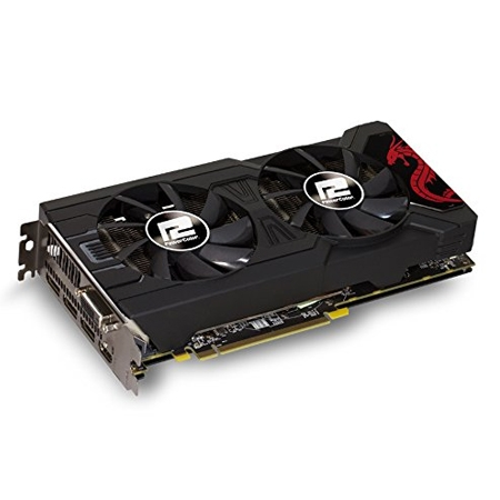 PowerColor AMD Radeon Red Dragon RX570 4GB