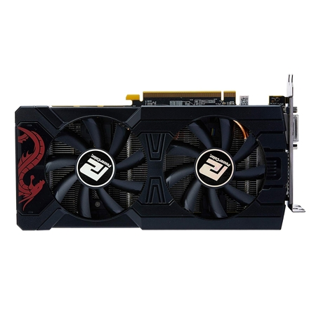 PowerColor AMD Radeon Red Dragon RX570 8GB