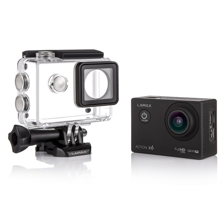 LAMAX sports - action camera Action X6