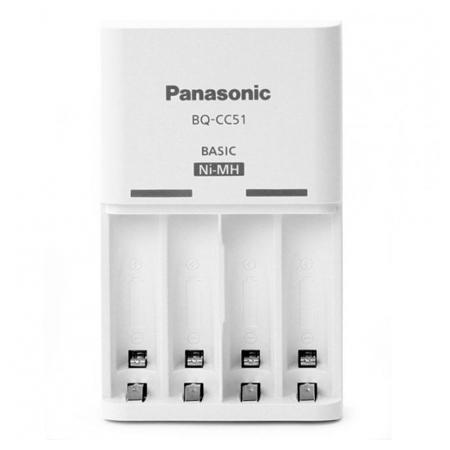 Panasonic Punjač za baterije BQ-CC51E