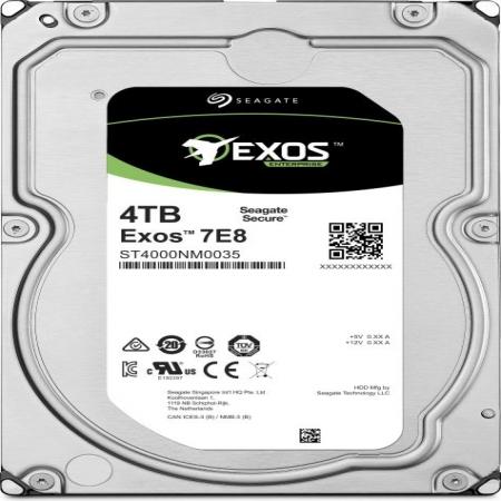 Seagate Exos 7E8 ST4000NM0125 Hard drive 4TB