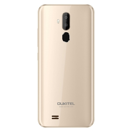 Oukitel Smartphone C12 Gold