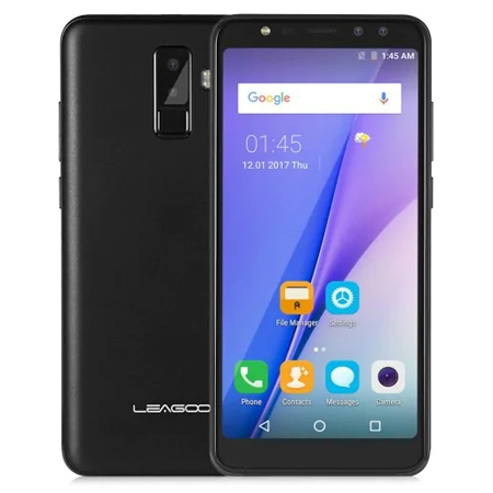 Leagoo Smartphone M9 Black